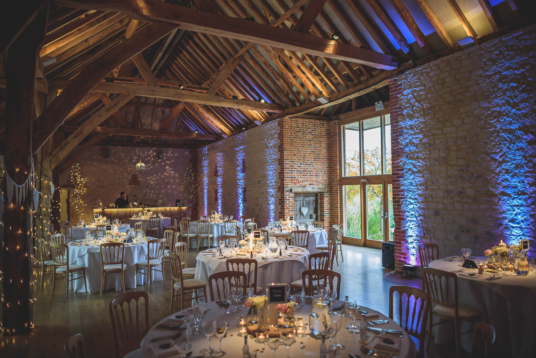 Bury Court Barn wedding photography - Guy Collier Photography - Karen and John (112 of 166)