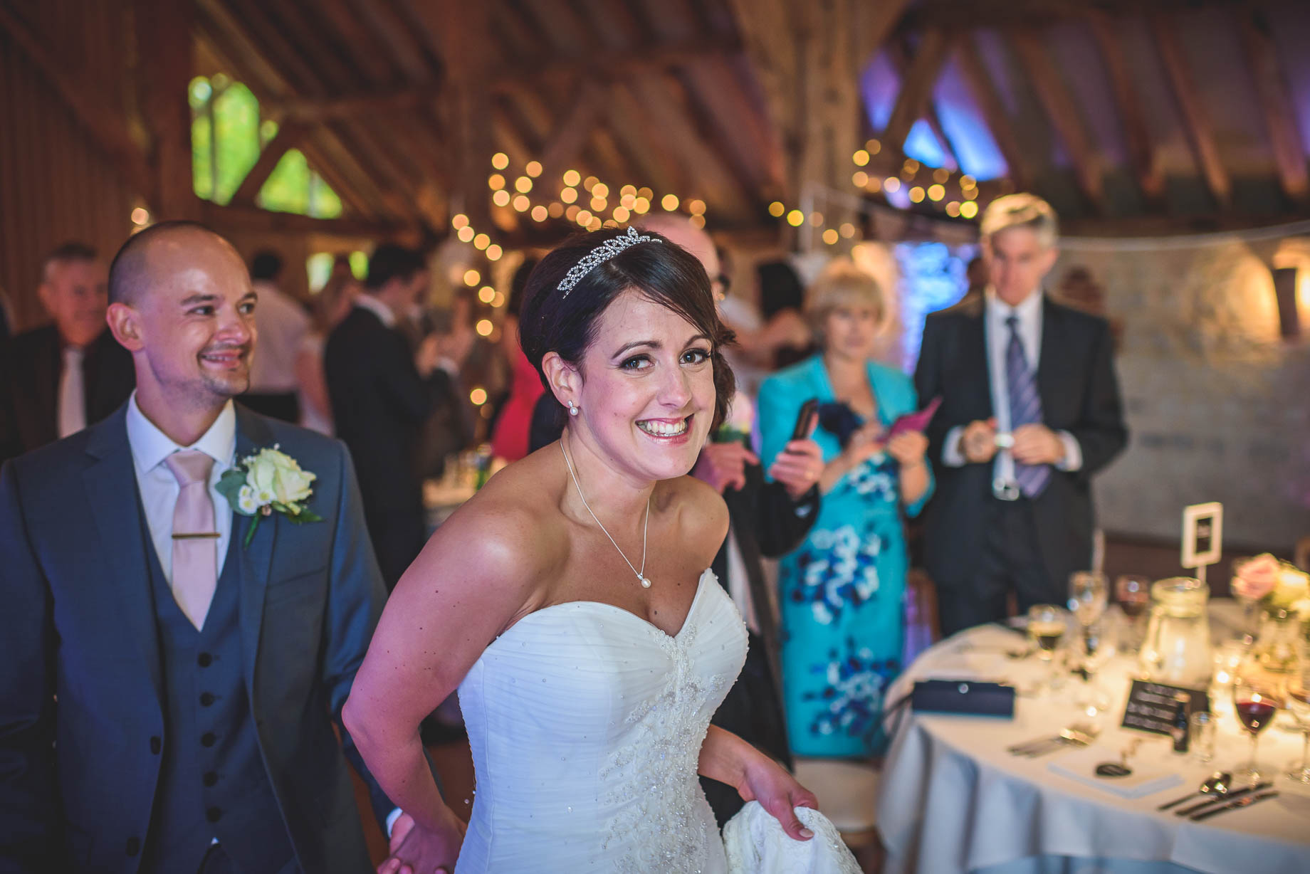 Bury Court Barn wedding photography - Guy Collier Photography - Karen and John (119 of 166)