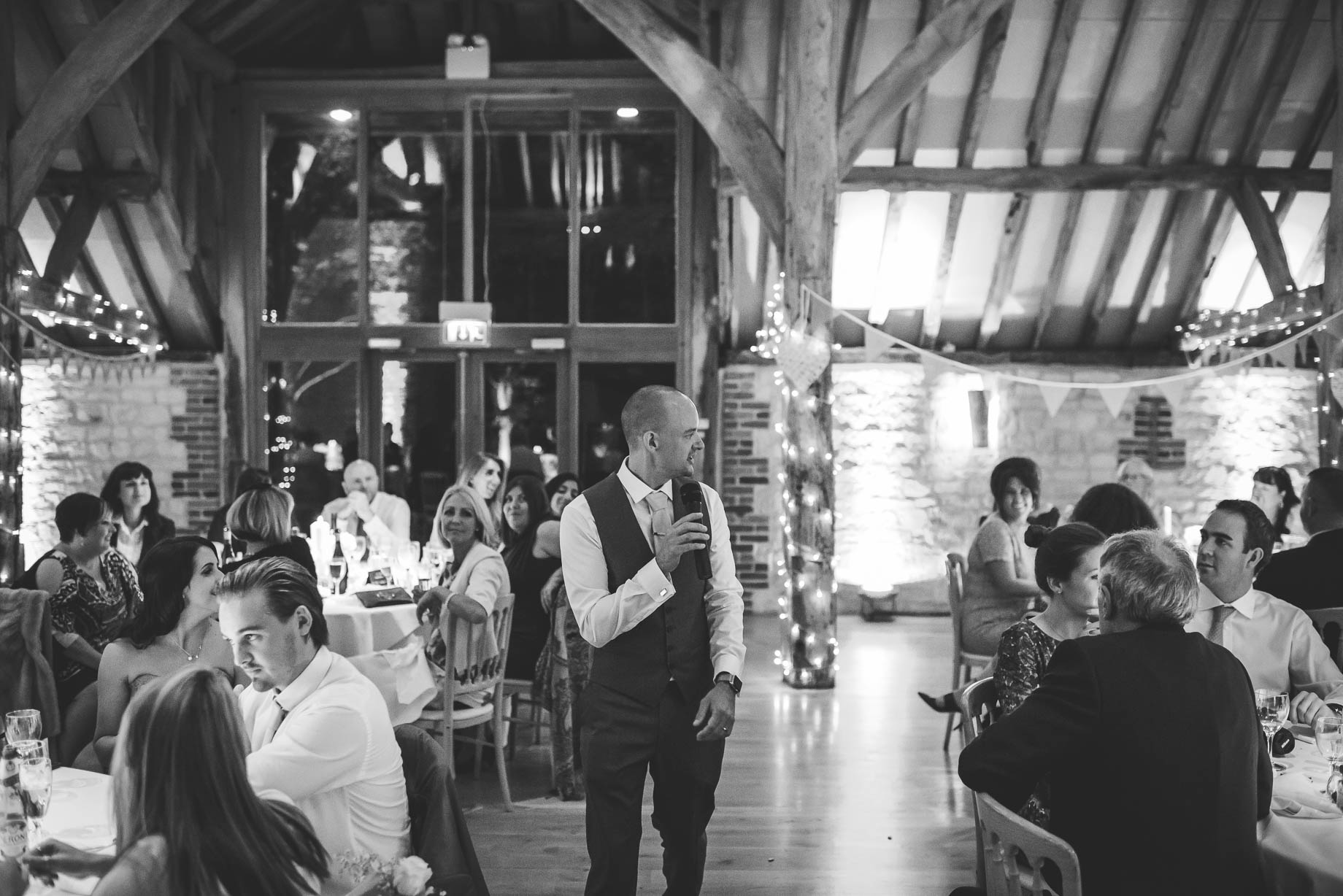 Bury Court Barn wedding photography - Guy Collier Photography - Karen and John (136 of 166)