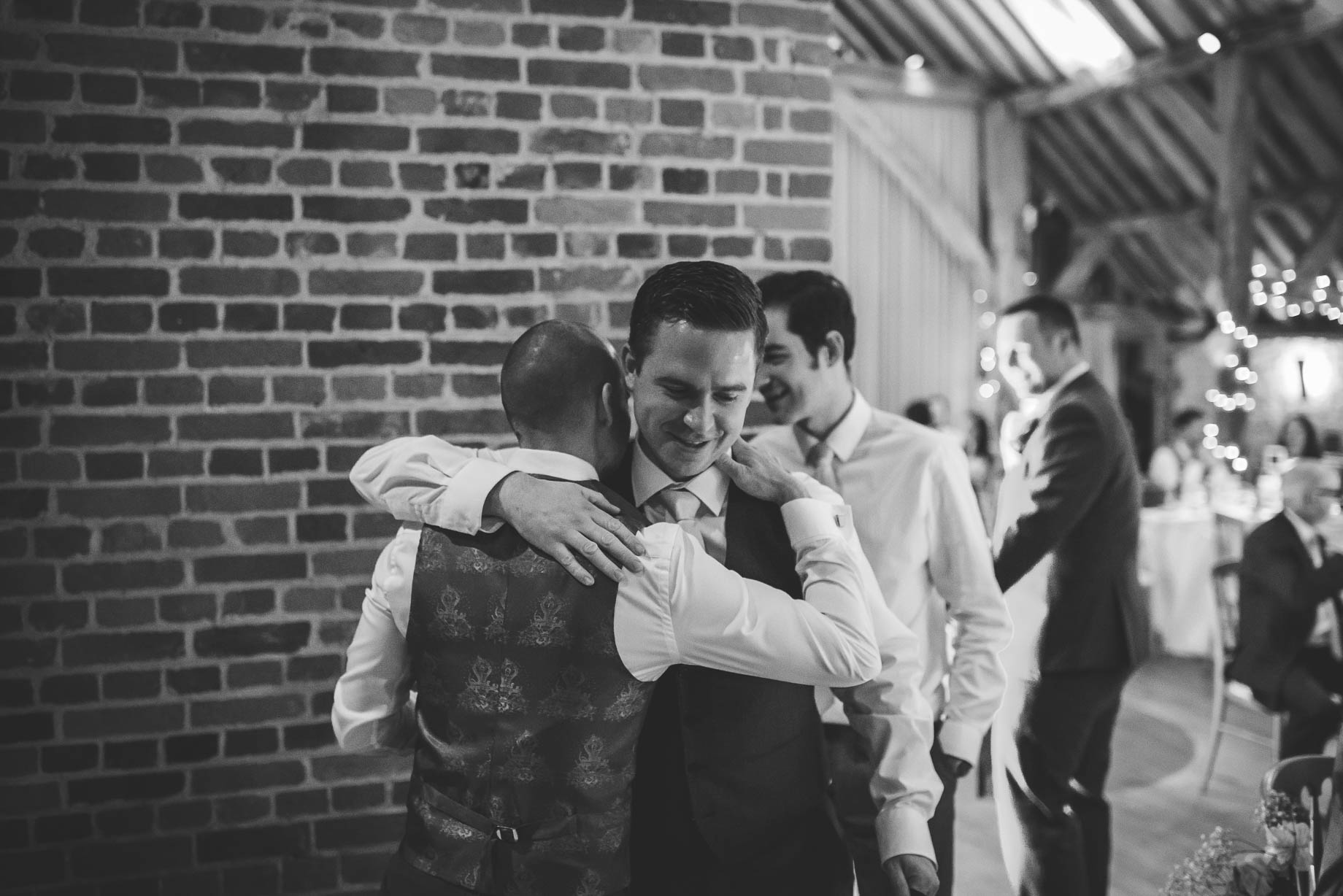 Bury Court Barn wedding photography - Guy Collier Photography - Karen and John (139 of 166)