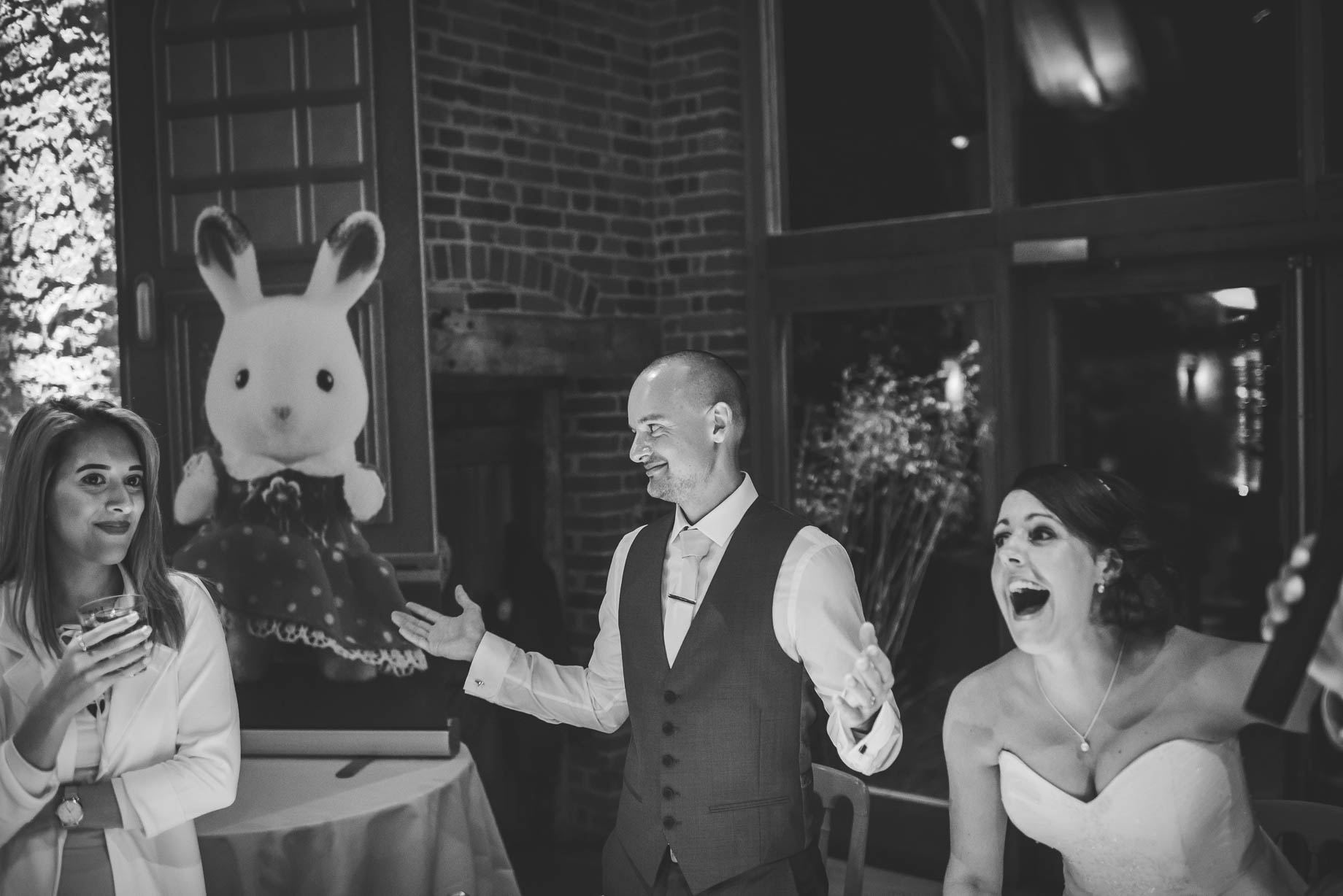 Bury Court Barn wedding photography - Guy Collier Photography - Karen and John (150 of 166)