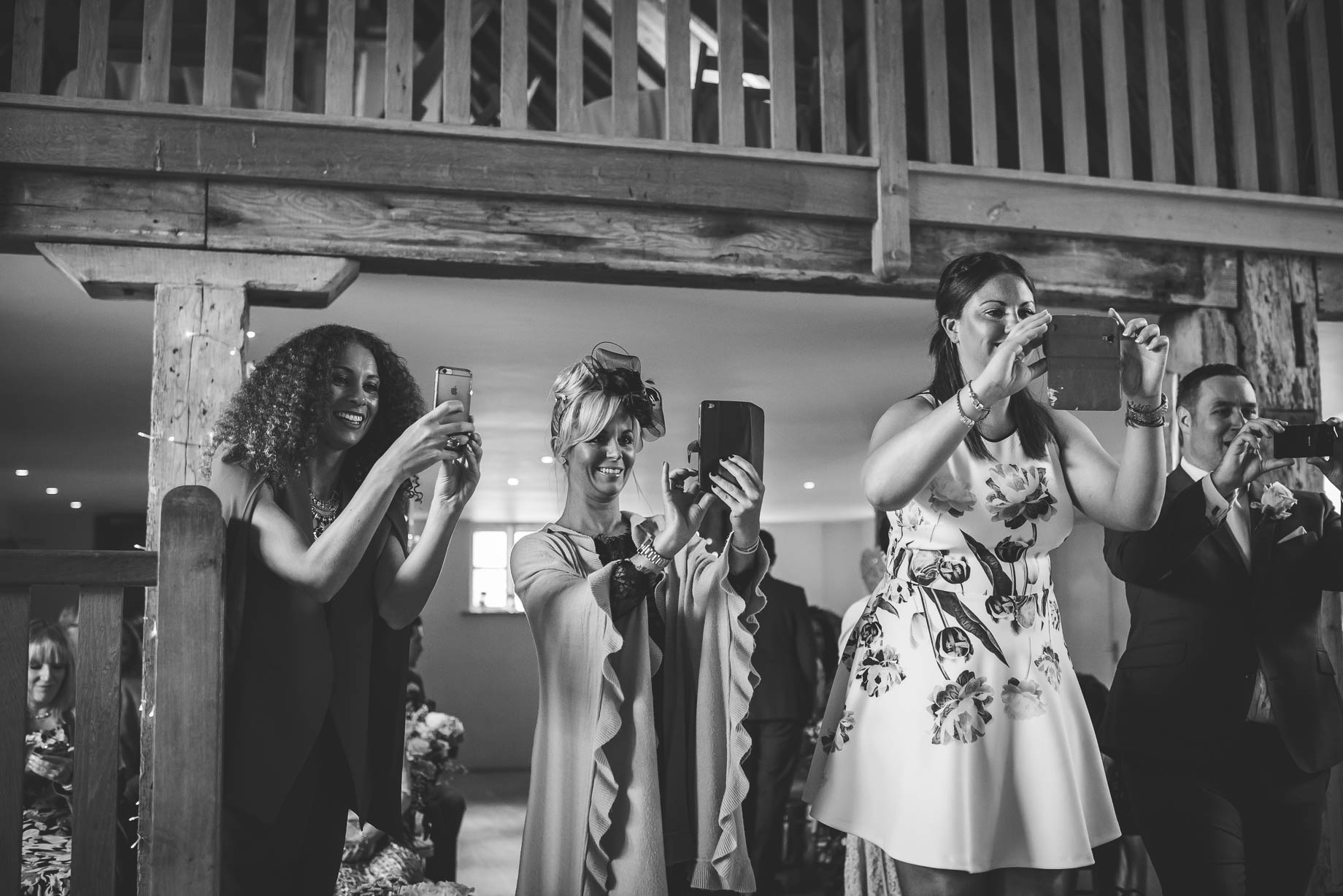 Bury Court Barn wedding photography - Guy Collier Photography - Karen and John (61 of 166)