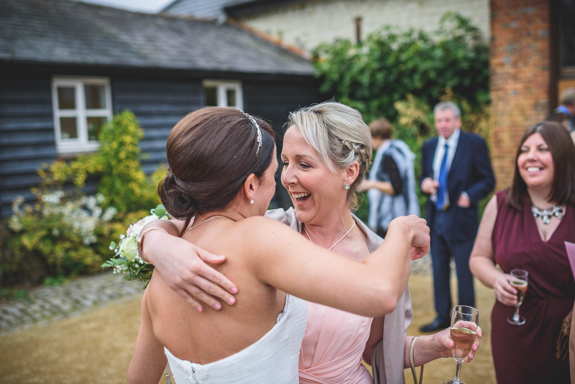Bury Court Barn wedding photography - Guy Collier Photography - Karen and John (71 of 166)