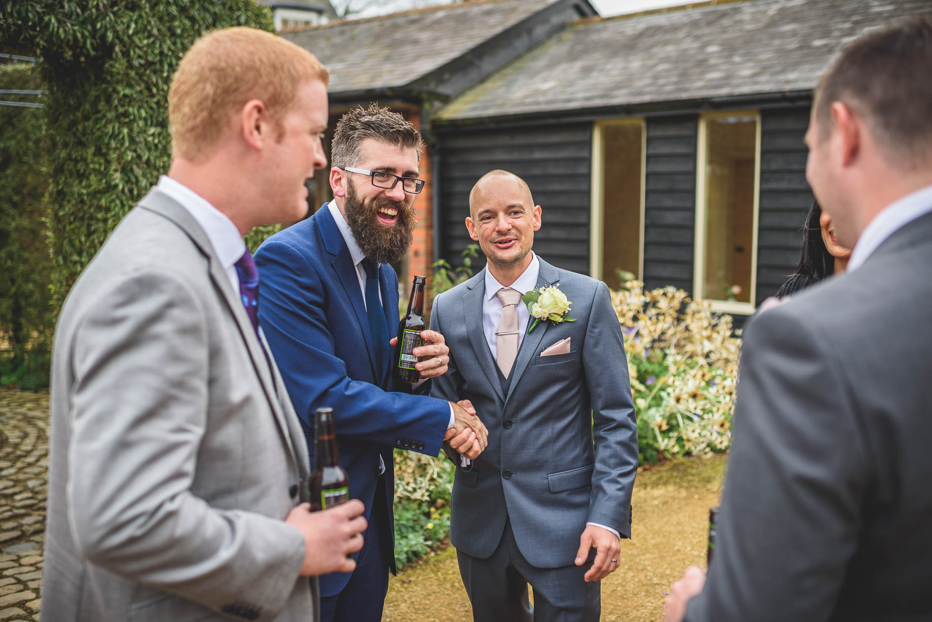 Bury Court Barn wedding photography - Guy Collier Photography - Karen and John (77 of 166)