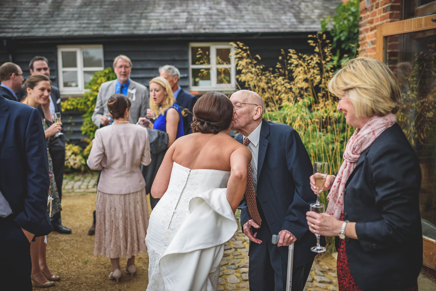 Bury Court Barn wedding photography - Guy Collier Photography - Karen and John (78 of 166)