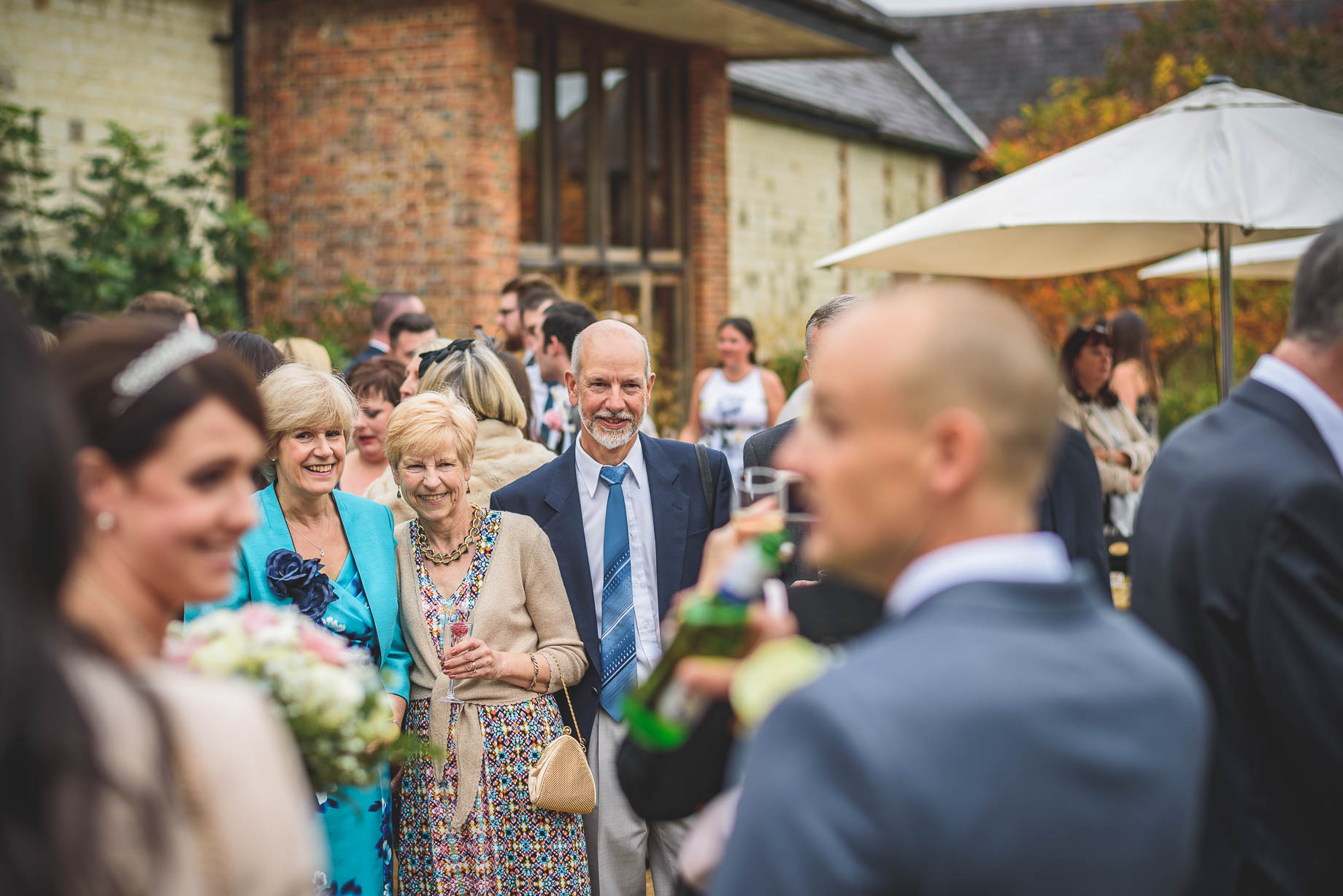 Bury Court Barn wedding photography - Guy Collier Photography - Karen and John (83 of 166)