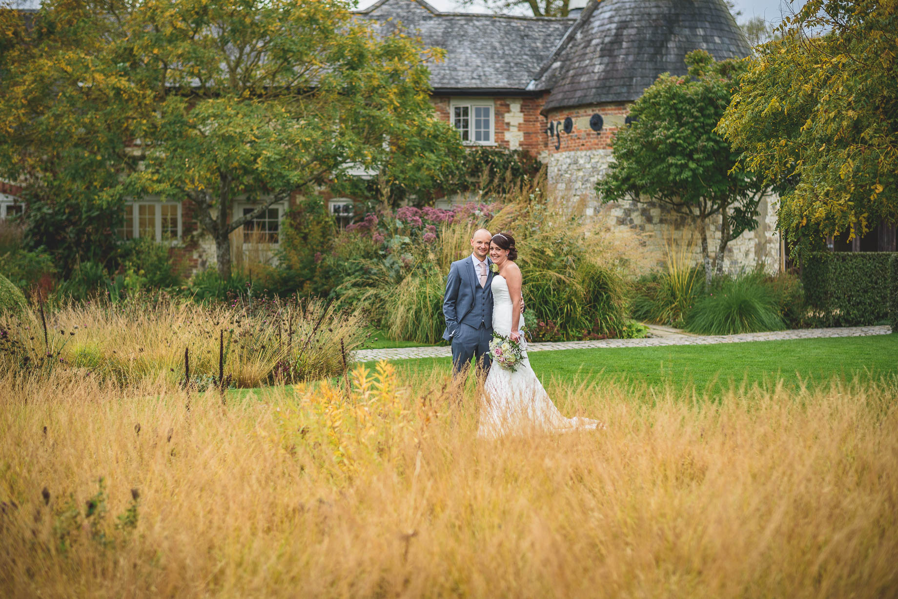 Bury Court Barn wedding photography - Guy Collier Photography - Karen and John (87 of 166)