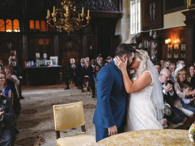 Loseley Park wedding photography - Kelly and Dillan
