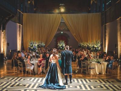 Edinburgh wedding photography - Marie and George