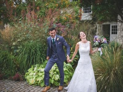 Hampshire wedding photography - Kate and Chris