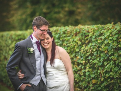 Jo and Dave - Hampshire wedding photography