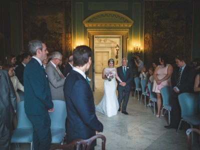 Surrey wedding photography - Hannah and Richard