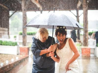 Gaynes Park wedding photography - Emma and Paul