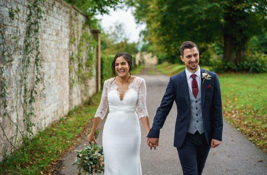 The Barn at Bury Court wedding photographer