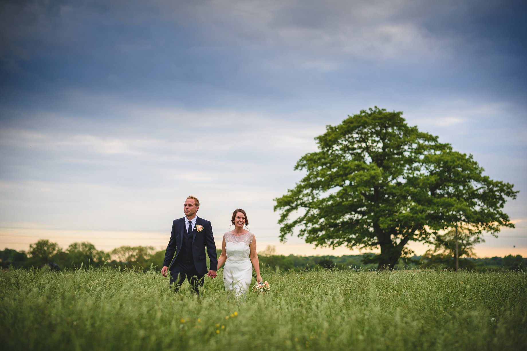Annabel and Dean - Wiltshire Wedding Photography