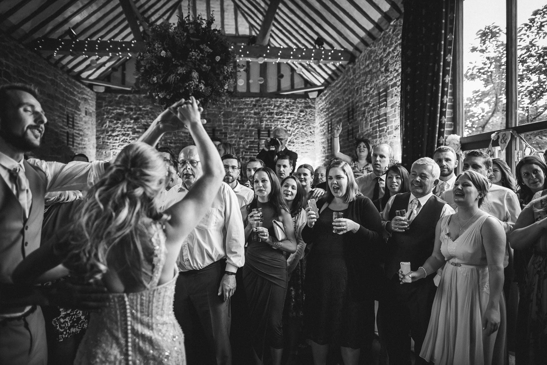 Bartholomew Barns wedding photography - Louise and Spencer (146 of 151)