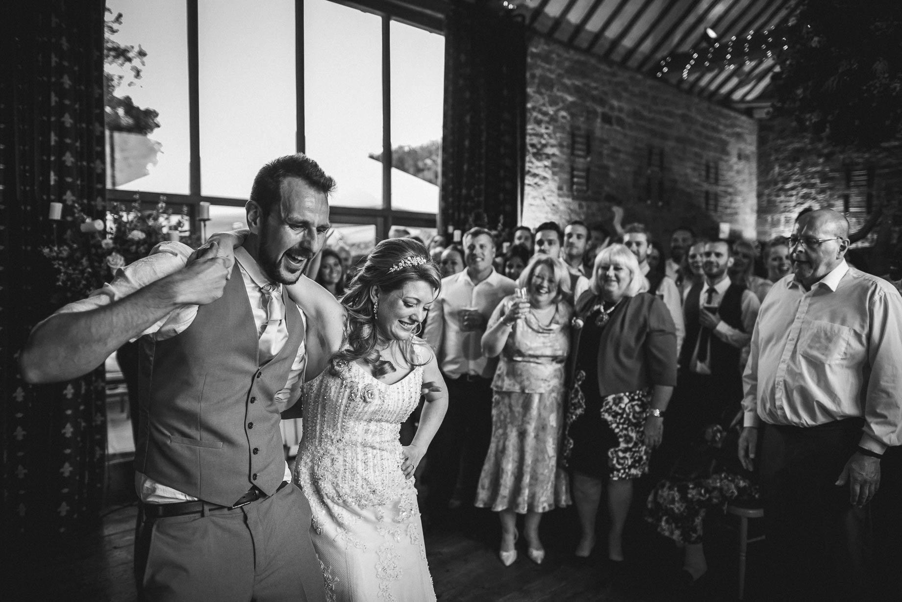 Bartholomew Barns wedding photography - Louise and Spencer (148 of 151)