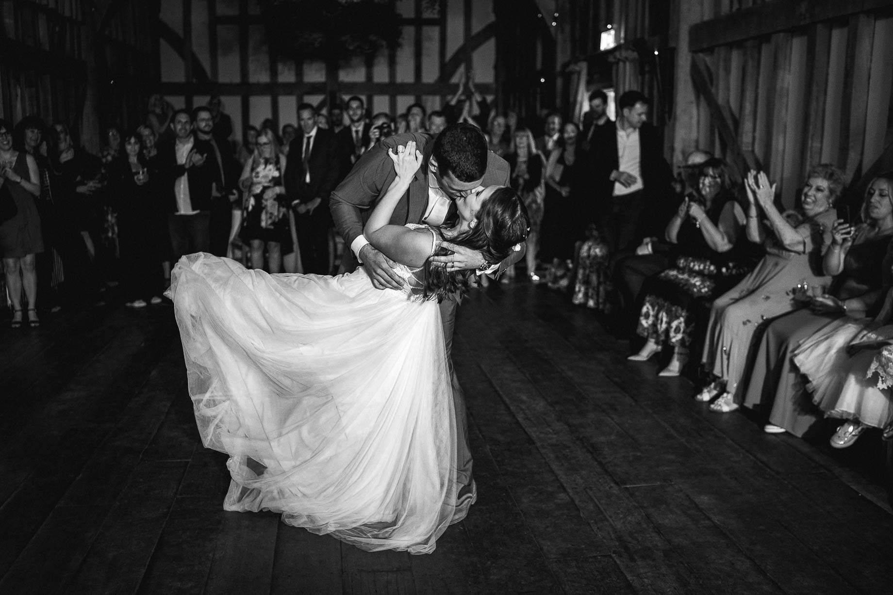 Gate Street Barn wedding photography by Guy Collier Photography