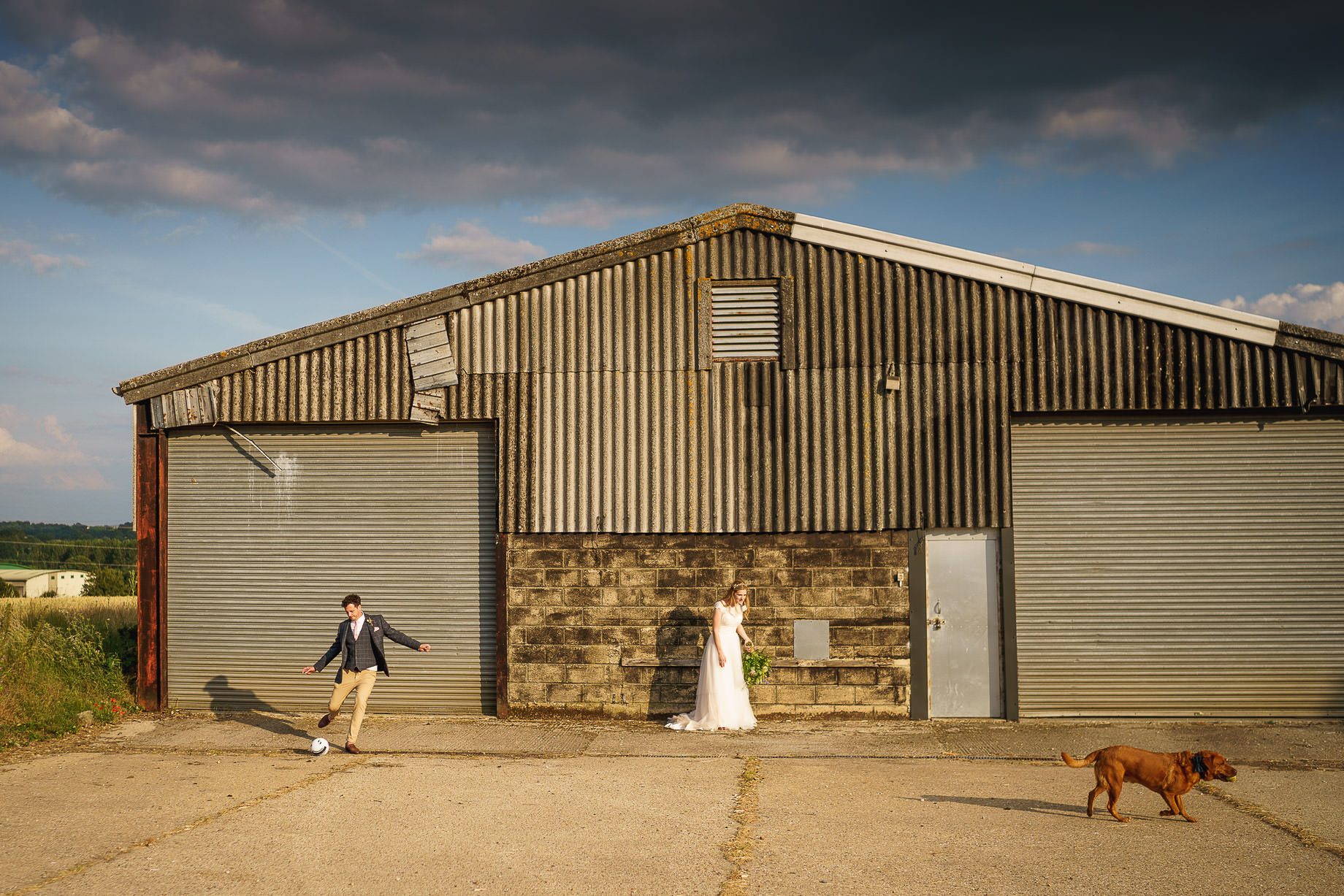 Bonhams Barn wedding photography by Guy Collier Photography