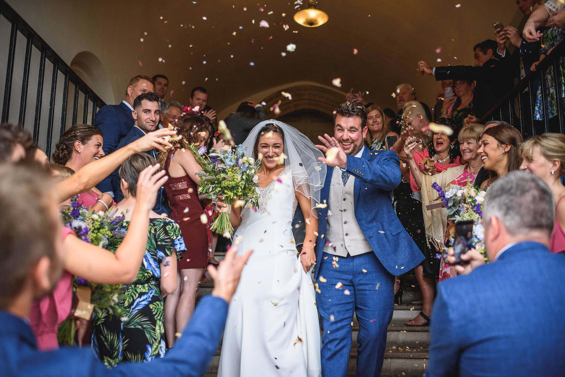 Best wedding photography Hampshire and Surrey - Guy Collier Photography