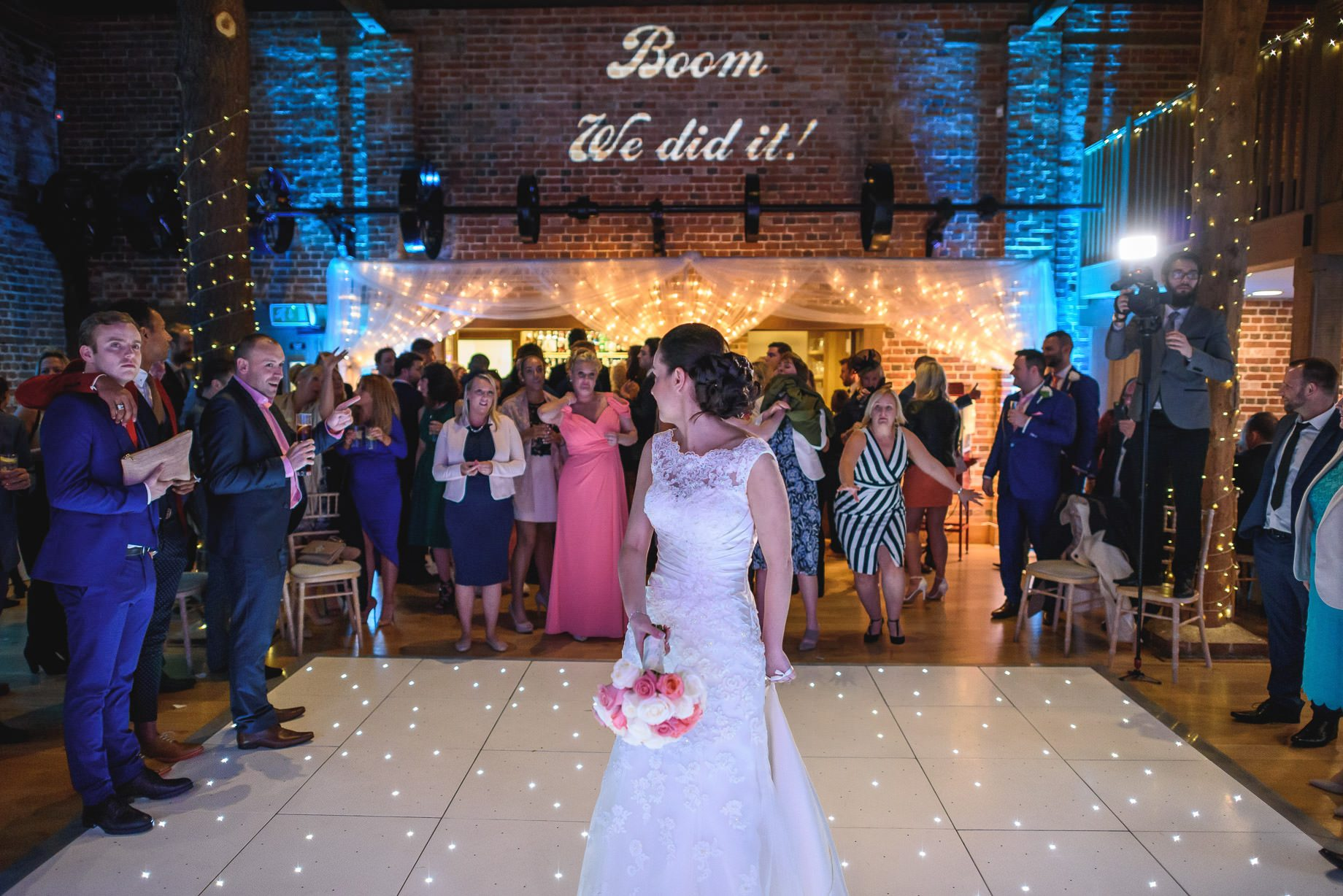 Best wedding photography by Guy Collier - Sheri and Chris (116 of 121)