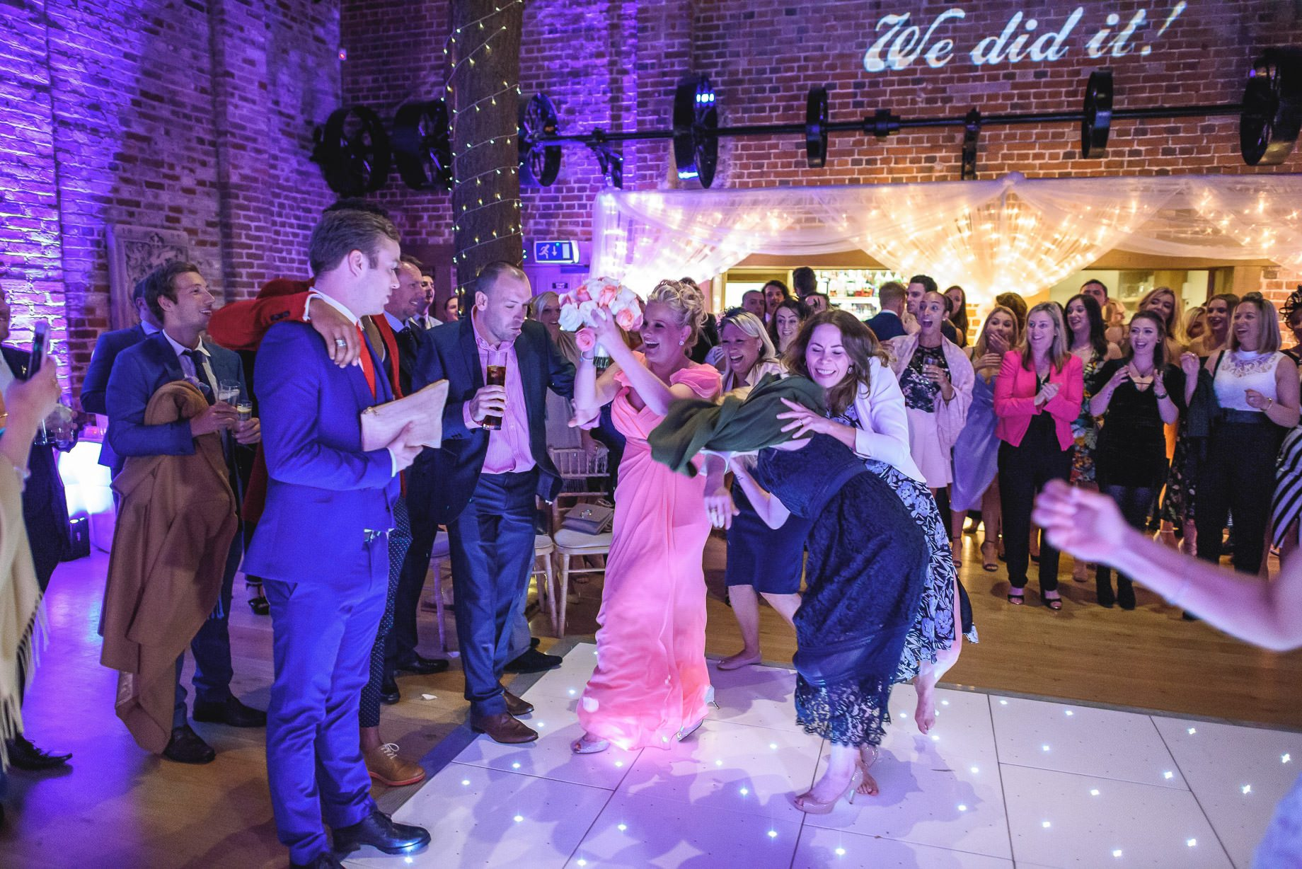 Best wedding photography by Guy Collier - Sheri and Chris (117 of 121)