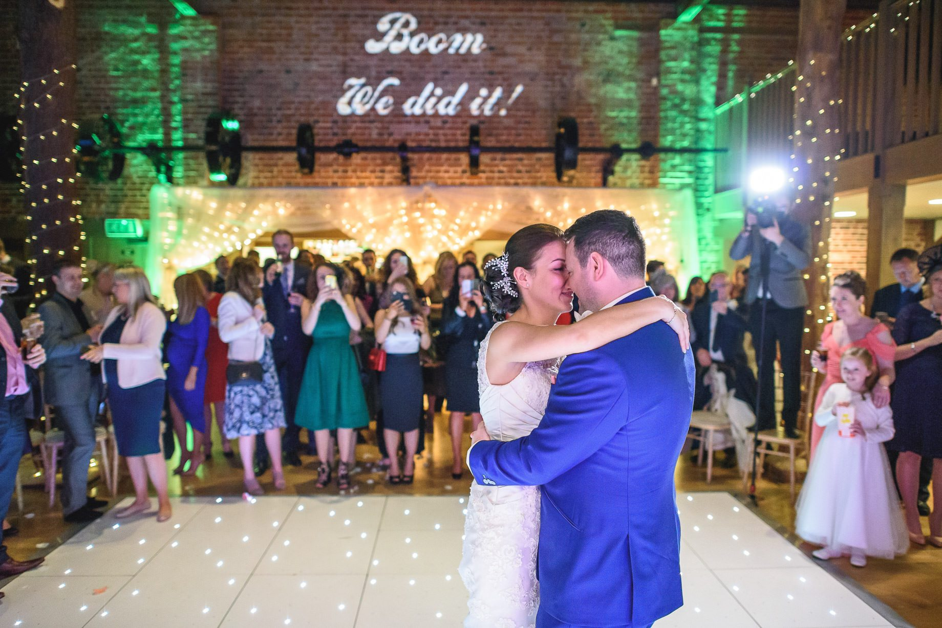 Best wedding photography by Guy Collier - Sheri and Chris (119 of 121)