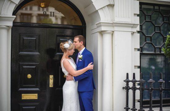 Bloomsbury House - Katie + Taylor