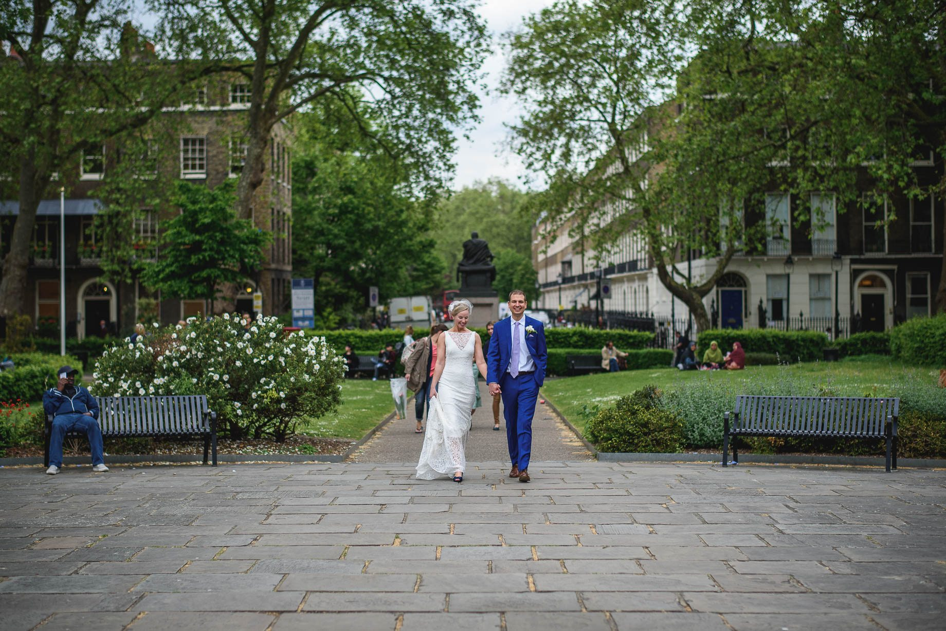 Bllomsbury House wedding photography in London - Katie and Taylor (98 of 156)