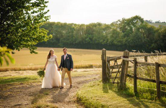 Bonhams Barn wedding photography - Ellen + Adam