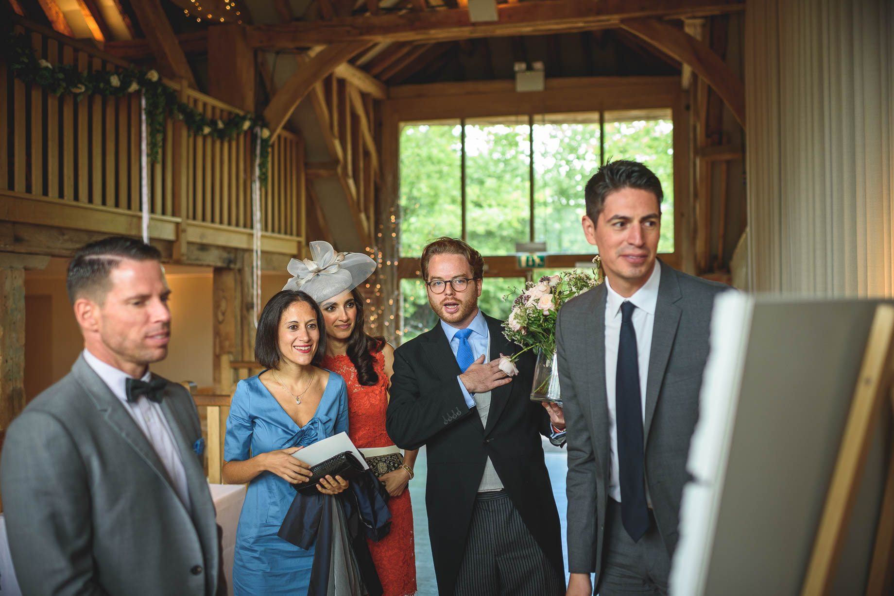 Bury Court Barn Wedding Photography - Caroline and Rob (104 of 219)