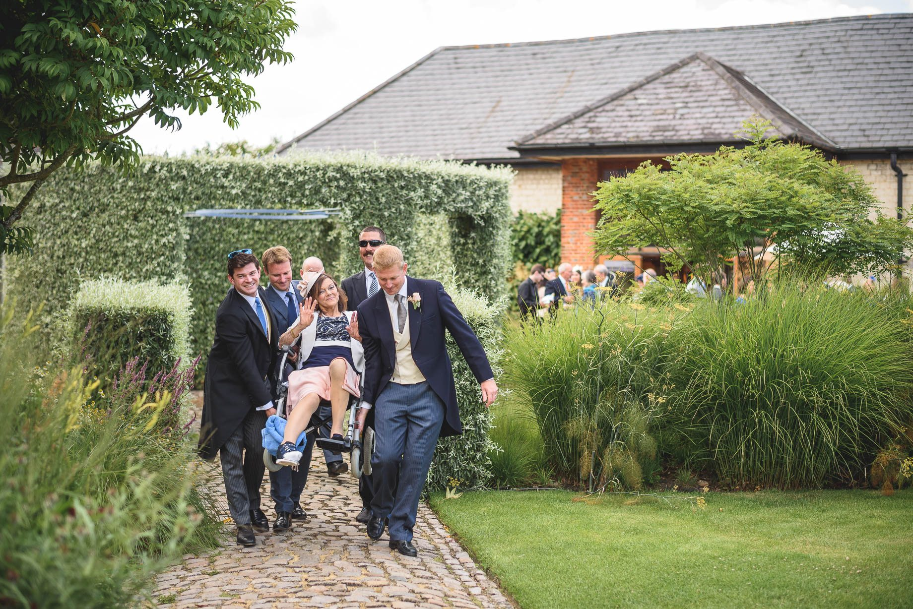 Bury Court Barn Wedding Photography - Caroline and Rob (109 of 219)