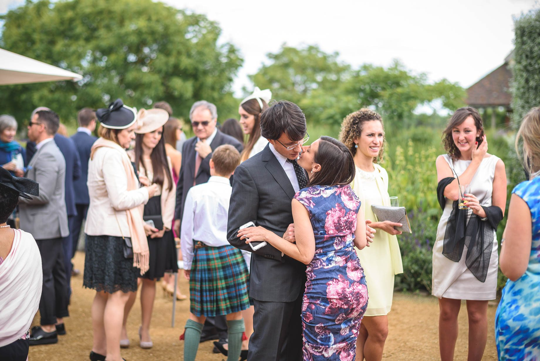 Bury Court Barn Wedding Photography - Caroline and Rob (111 of 219)