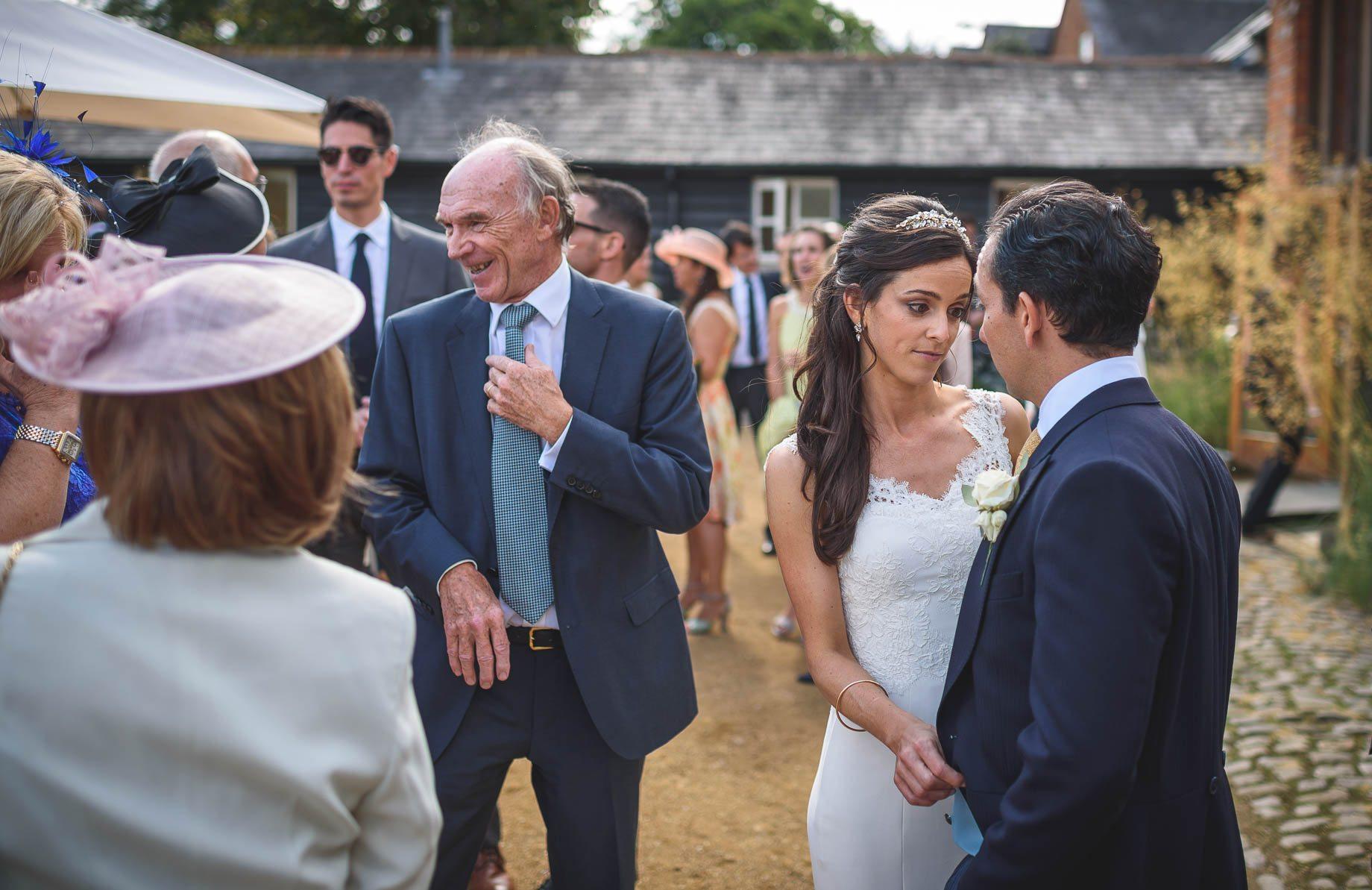 Bury Court Barn Wedding Photography - Caroline and Rob (120 of 219)