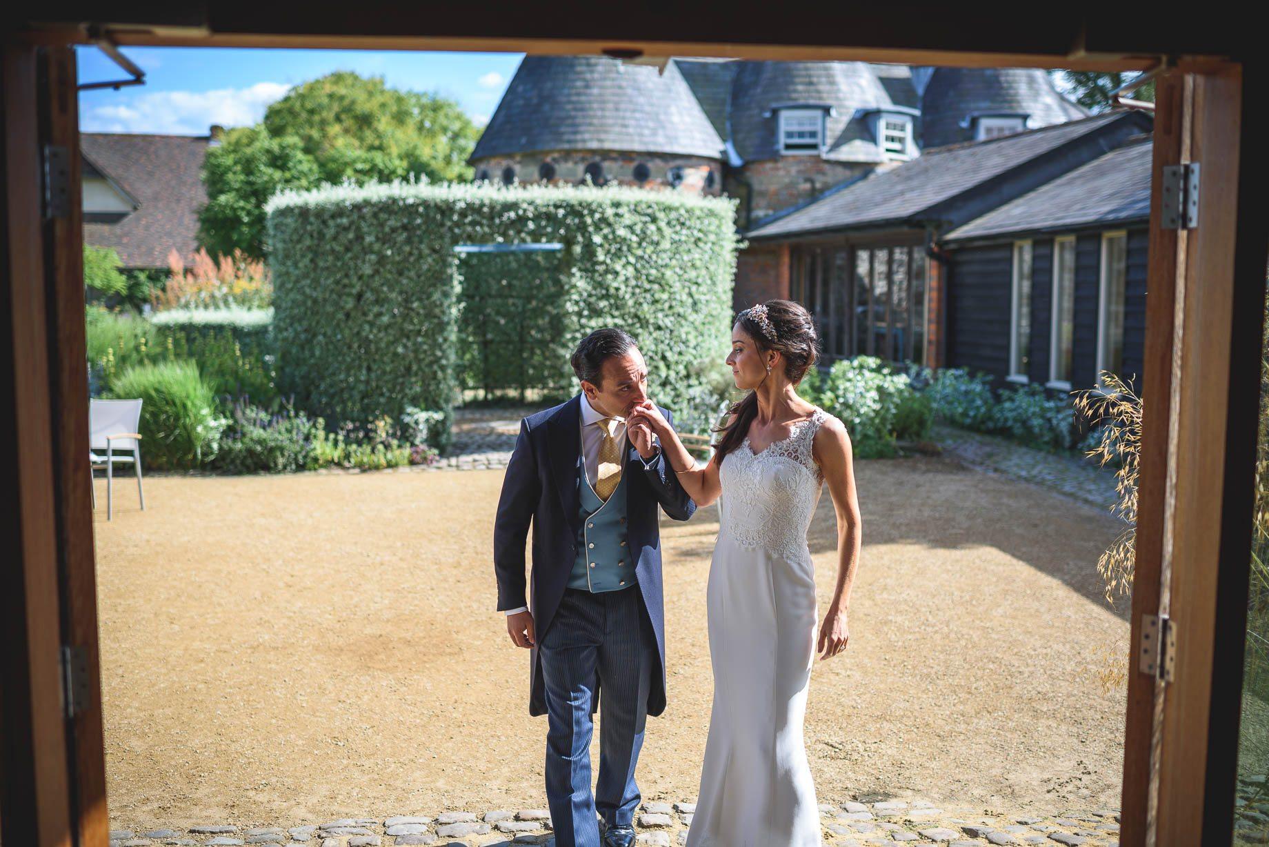 Bury Court Barn Wedding Photography - Caroline and Rob (122 of 219)