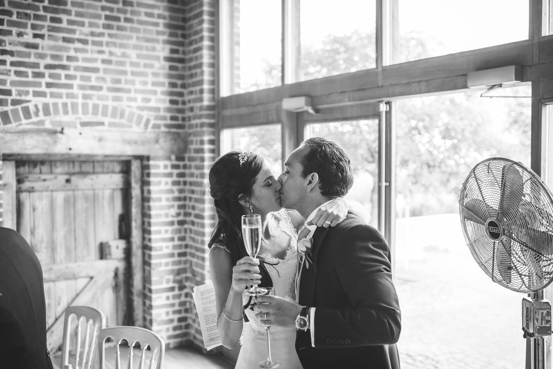Bury Court Barn Wedding Photography - Caroline and Rob (152 of 219)
