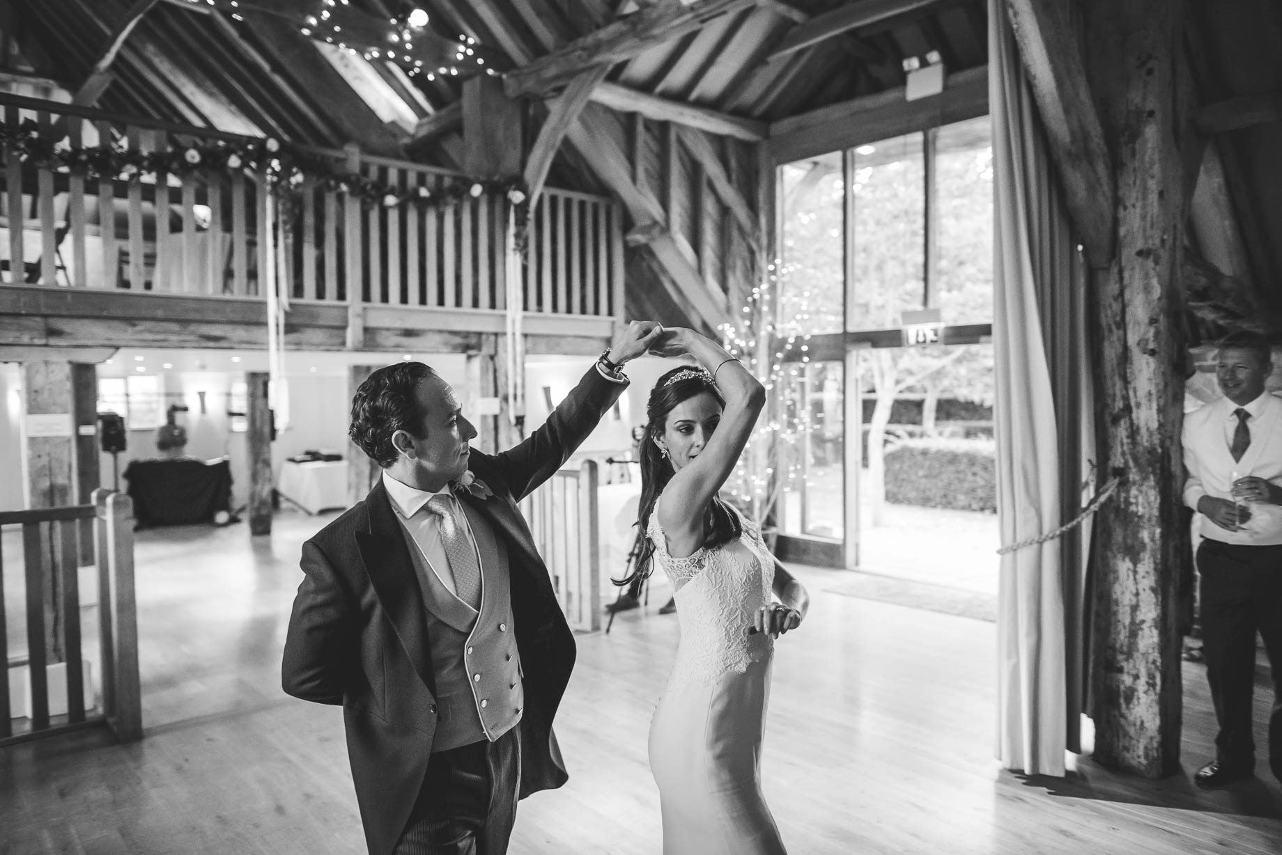 Bury Court Barn Wedding Photography - Caroline and Rob (192 of 219)