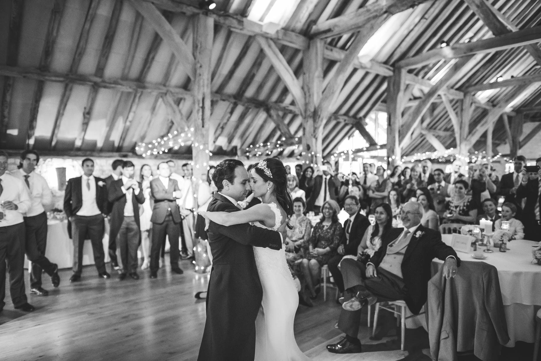 Bury Court Barn Wedding Photography - Caroline and Rob (193 of 219)