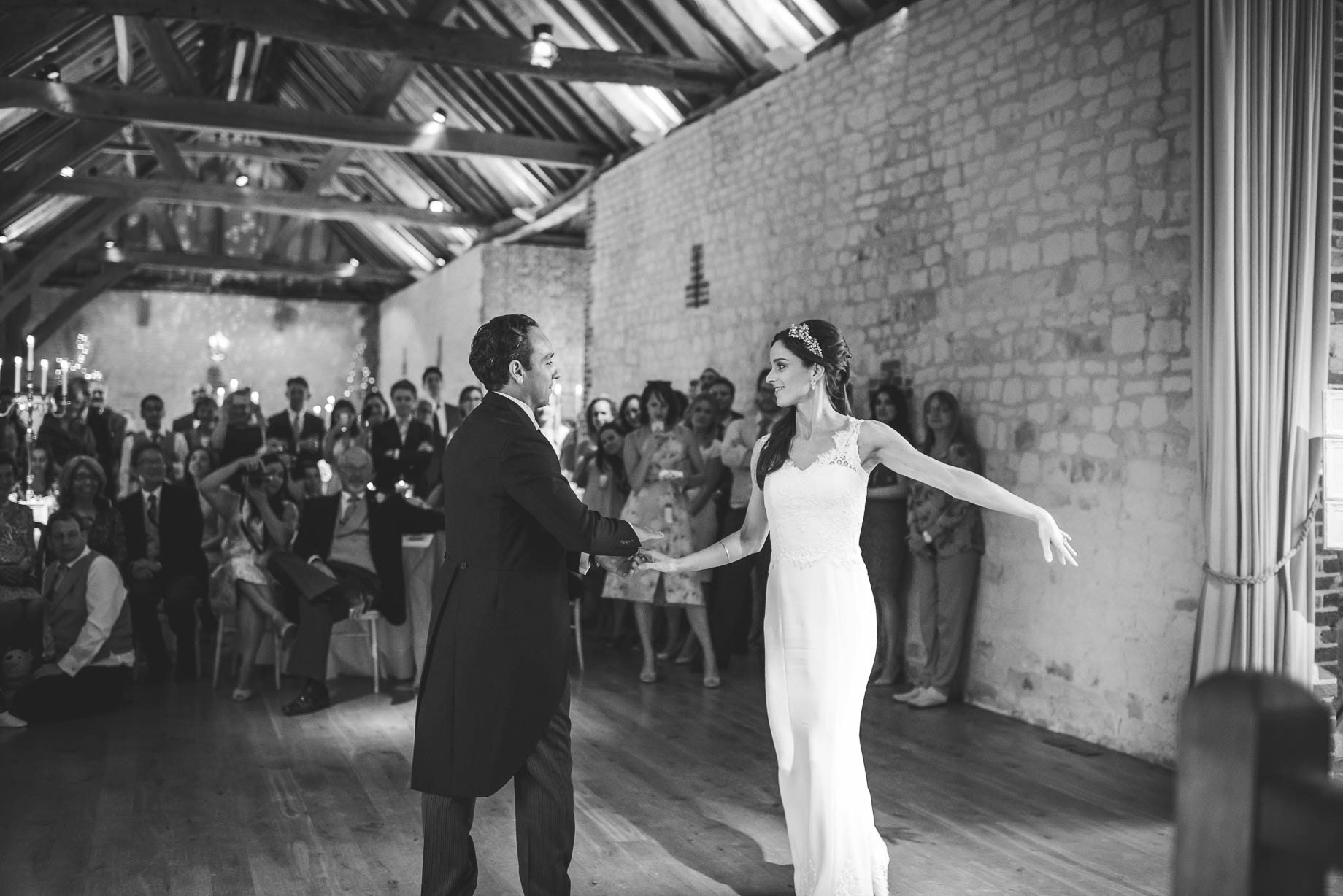 Bury Court Barn Wedding Photography - Caroline and Rob (197 of 219)