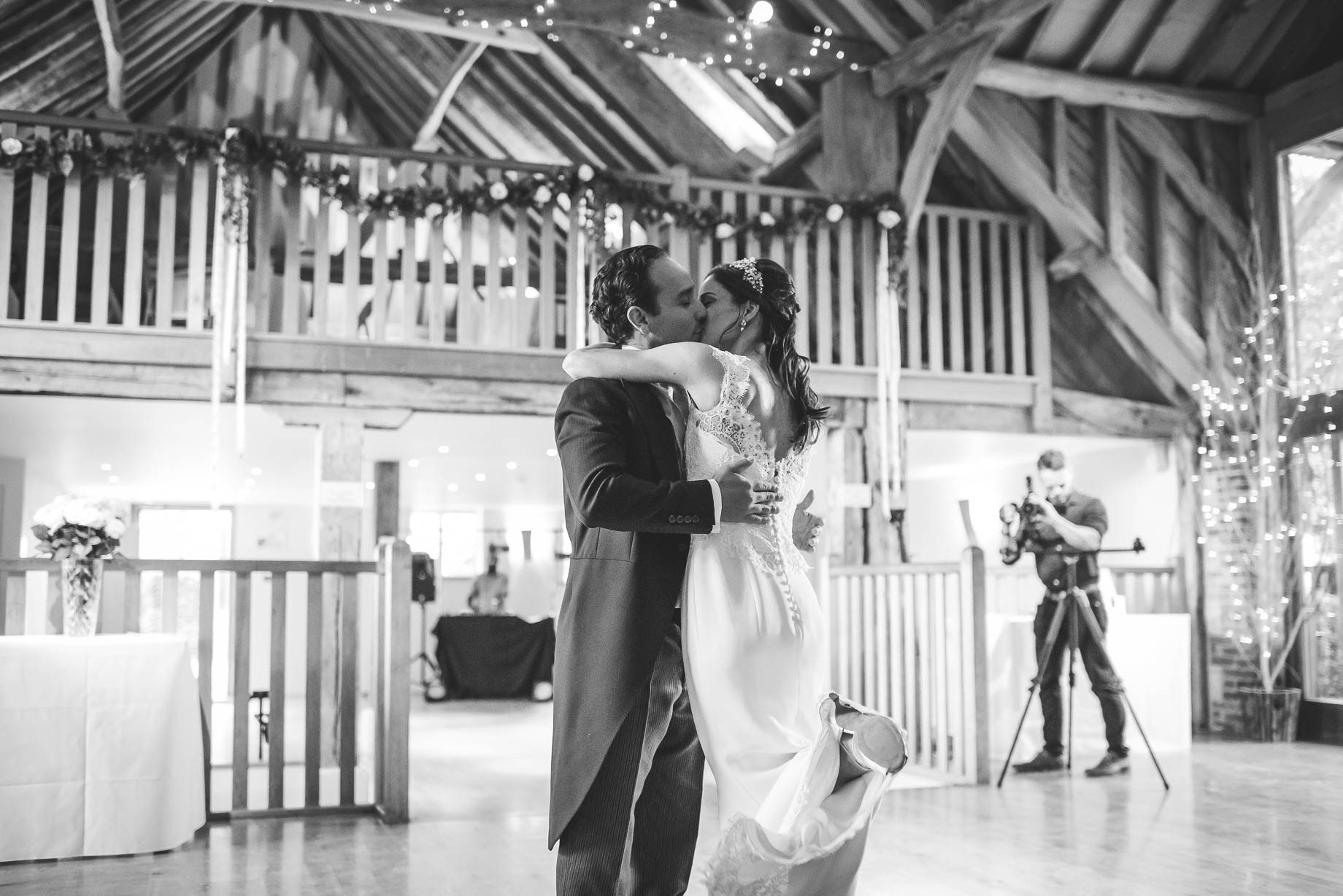 Bury Court Barn Wedding Photography - Caroline and Rob (208 of 219)
