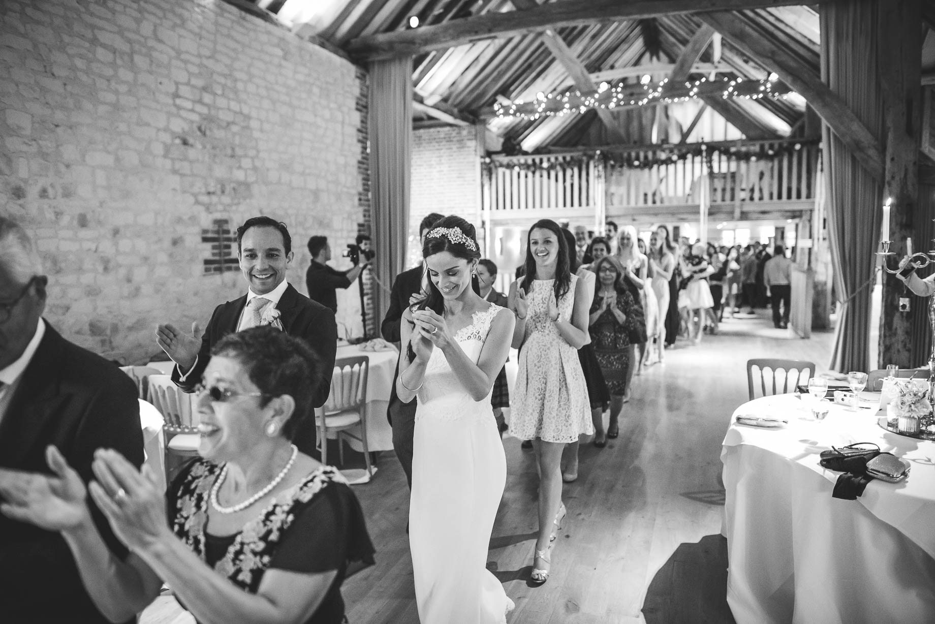 Bury Court Barn Wedding Photography - Caroline and Rob (213 of 219)