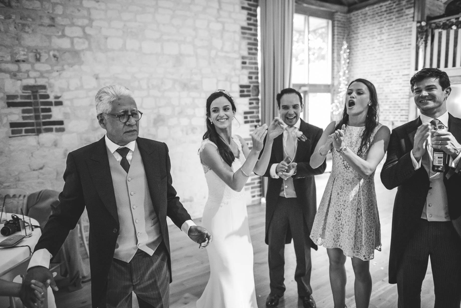 Bury Court Barn Wedding Photography - Caroline and Rob (219 of 219)