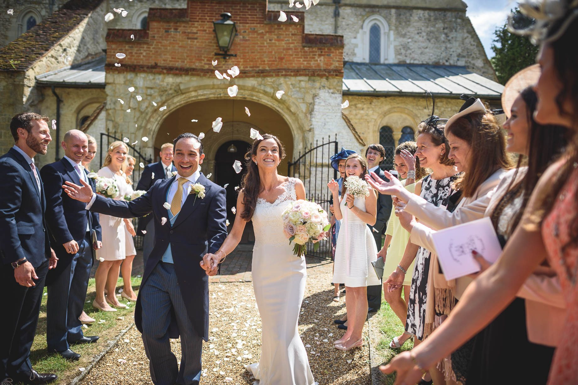 Bury Court Barn Wedding Photography - Caroline and Rob (74 of 219)