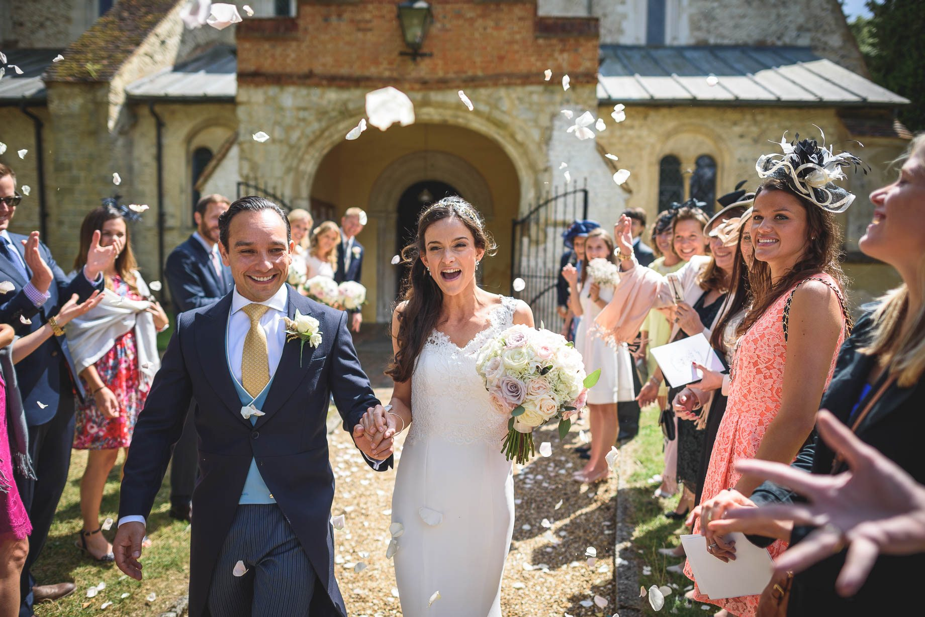 Bury Court Barn Wedding Photography - Caroline and Rob (75 of 219)