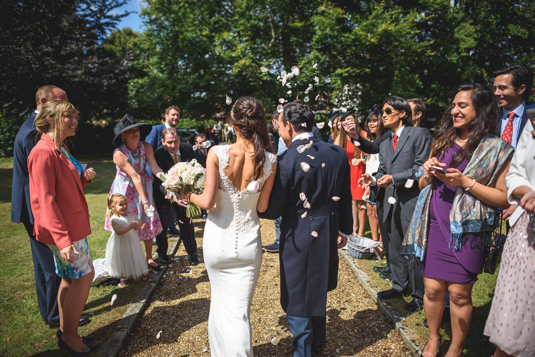 Bury Court Barn Wedding Photography - Caroline and Rob (78 of 219)