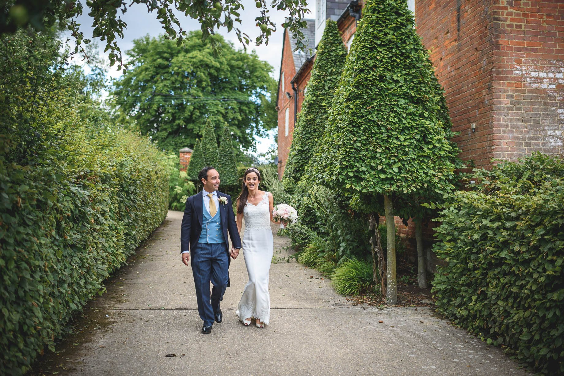 Bury Court Barn Wedding Photography - Caroline and Rob (84 of 219)