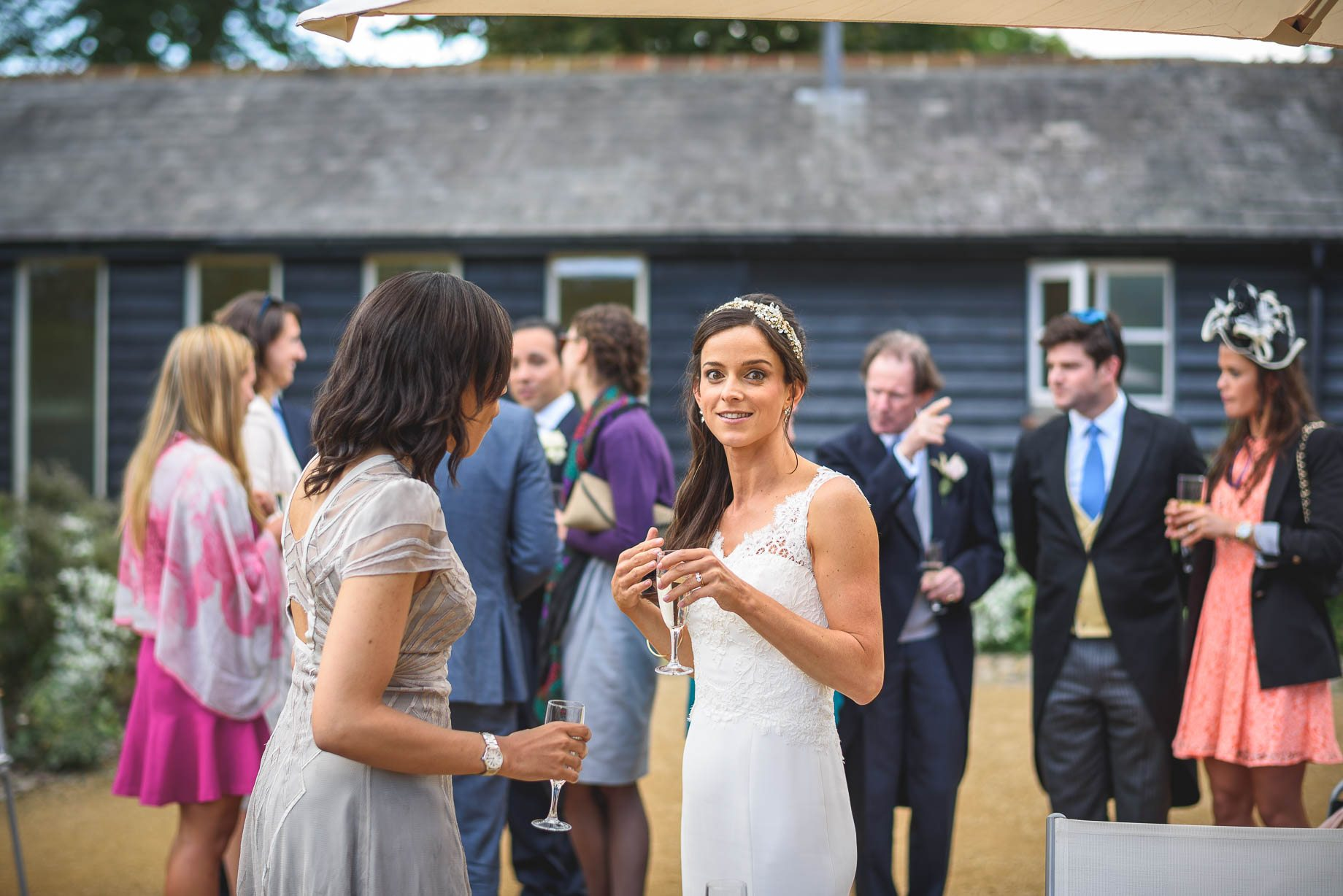 Bury Court Barn Wedding Photography - Caroline and Rob (98 of 219)