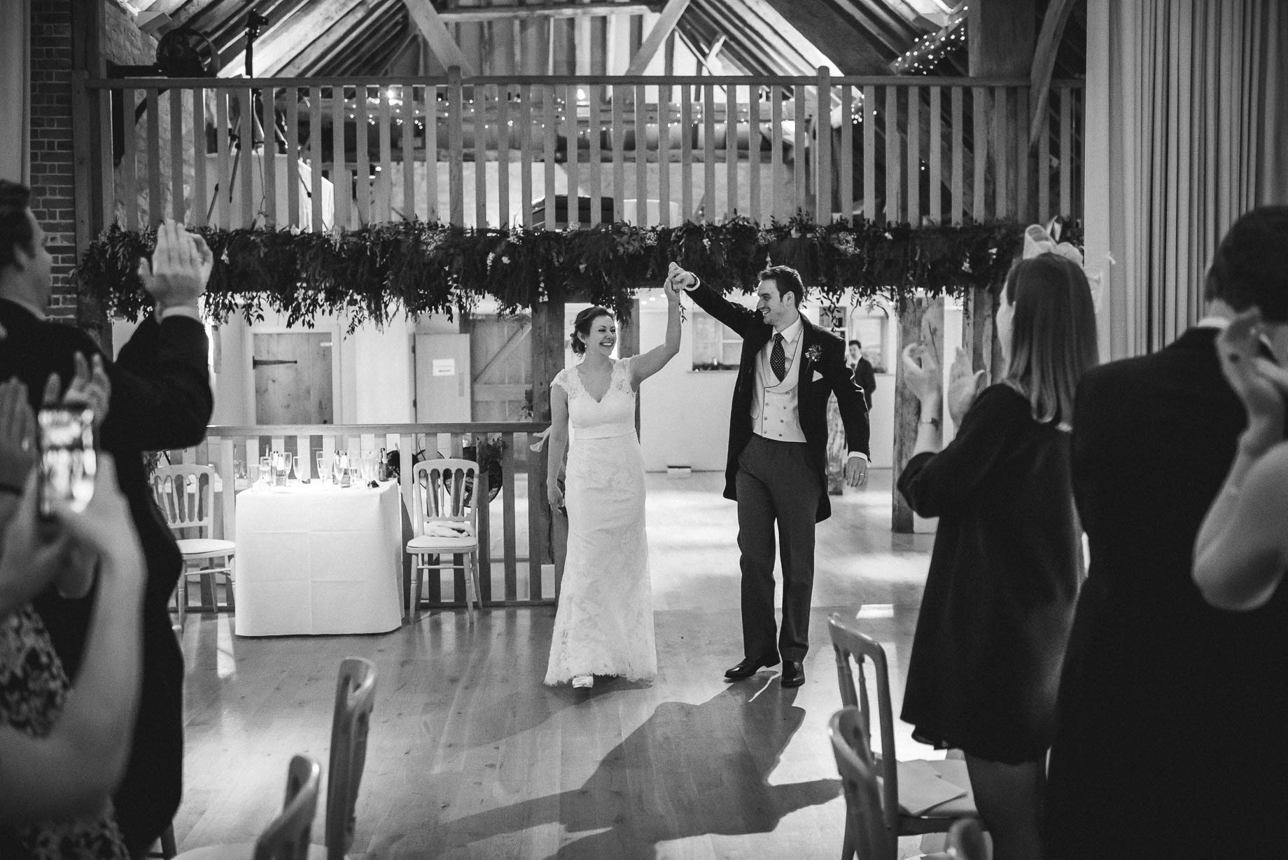Bury Court Barn wedding photography - Ashley and Henry by Guy Collier Photography (124 of 188)