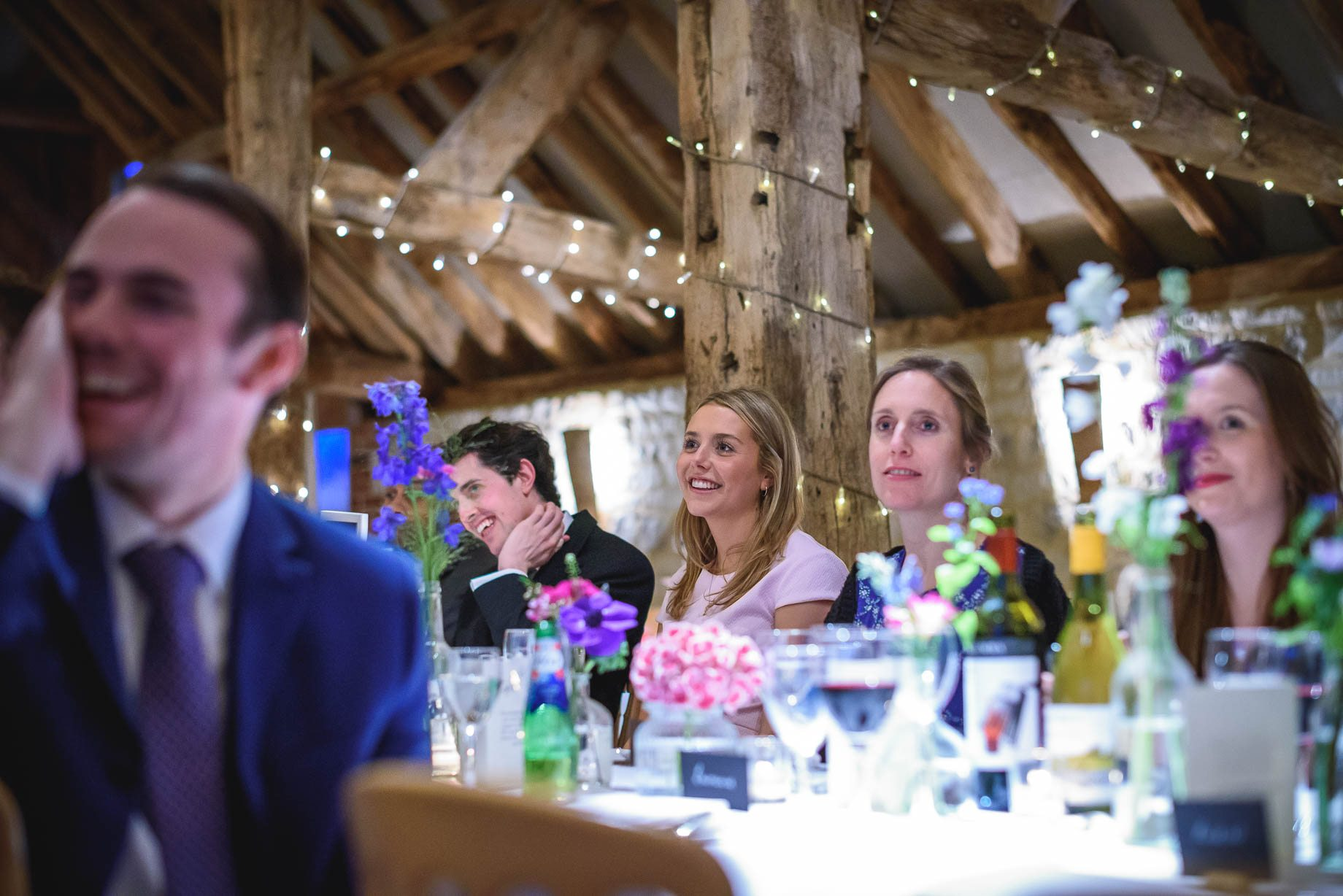 Bury Court Barn wedding photography - Ashley and Henry by Guy Collier Photography (132 of 188)