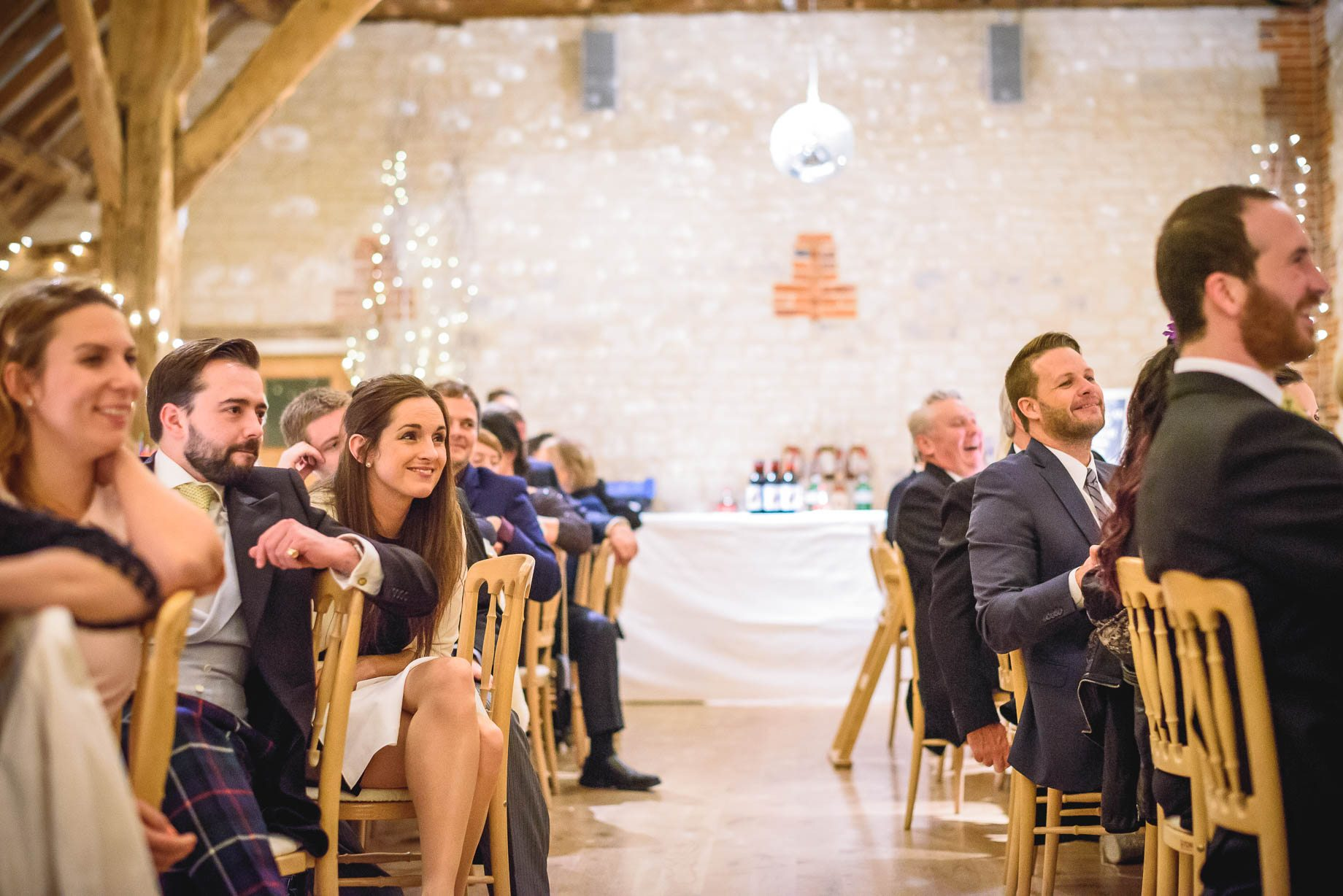 Bury Court Barn wedding photography - Ashley and Henry by Guy Collier Photography (161 of 188)